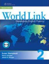 World Link: Combo Split Book 2B