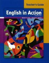 English in Action 1 Teacher's Guide Second Edition (English in Action)