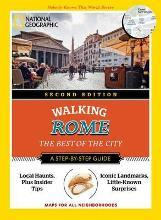 National Geographic Walking Rome, 2nd Edition