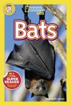 National Geographic Kids Readers: Bats