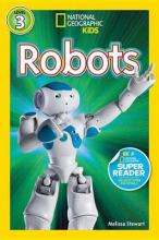 Nat Geo Readers Robots Lvl 3