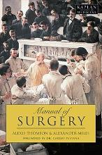 The Manual of Surgery