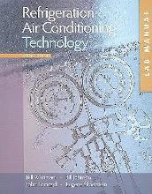 Lab Manual for Whitman/Johnson/Tomczyk/Silberstein's Refrigeration and Air Conditioning Technology, 6th