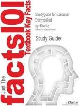 Studyguide for Calculus Demystified by Krantz, ISBN 9780071393089