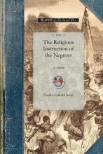 Religious Instruction of the Negroes