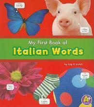 MyFirst Book of Italian Words