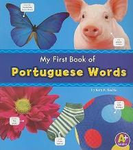 MyFirst Book of Portuguese Words