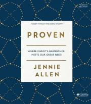 Proven - Bible Study Book