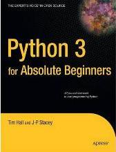 Python 3 for Absolute Beginners
