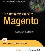 The Definitive Guide to Magento
