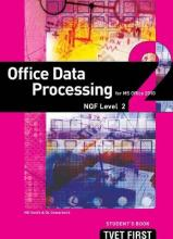 Office Data Processing (For Ms Office 2010): NQF Level 2: Student's Book