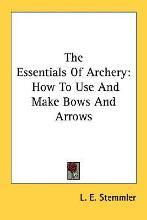 The Essentials of Archery