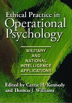 Ethical Practice in Operational Psychology