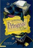 The Princess and the Pea: The Graphic Novel