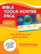 Bible Tools Poster Pack for Elementary Kids
