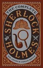 Complete Sherlock Holmes (Barnes & Noble Omnibus Leatherbound Classics)