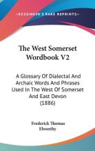 The West Somerset Wordbook V2