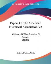 Papers of the American Historical Association V2