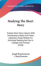 Studying the Short Story