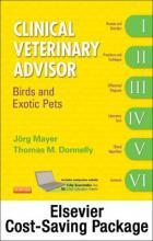 Clinical Veterinary Advisor - Text and E-Book Package