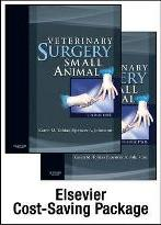 Veterinary Surgery: Small Animal - Text and E-Book Package
