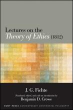 Lectures on the Theory of Ethics (1812)
