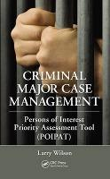 Criminal Major Case Management
