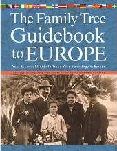 The Family Tree Guidebook to Europe 2nd Edition