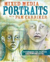 Mixed Media Portraits with Pam Carriker