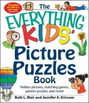 The Everything Kids' Picture Puzzles Book