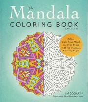 The Mandala Coloring Book Volume II