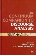 Continuum Companion to Discourse Analysis