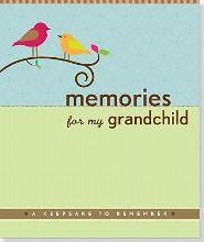 Memories for My Grandchild Organizer
