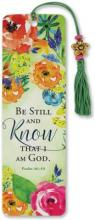 Be Still and Know That I Am God Beaded Bookmark