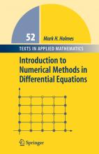 Introduction to Numerical Methods in Differential Equations