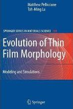 Evolution of Thin Film Morphology