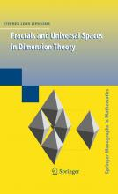 Fractals and Universal Spaces in Dimension Theory