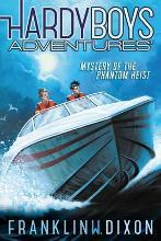 Hardy Boys Adventures #2: Mystery of the Phantom Heist