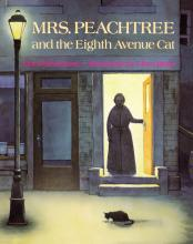 Mrs. Peachtree and the Eighth Avenue Cat