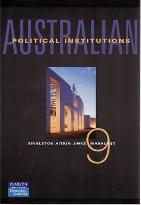 Australian Political Institutions