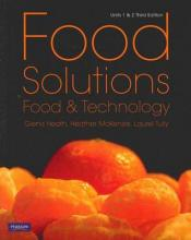 Food Solutions - Units 1 and 2