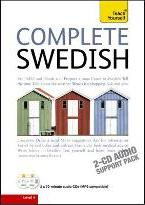 Complete Swedish Beginner to Intermediate Book and Audio Course: Audio Support