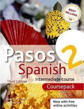 Pasos 2 CD Complete Pack an Intermediate Course in Spanish: Complete Course Pack