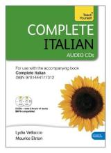 Complete Italian (Learn Italian with Teach Yourself): Complete Italian (Learn Italian with Teach Yourself) Audio Support
