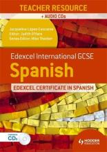 Edexcel International GCSE and Certificate Spanish Teacher Resource and audio-CDs