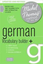 German Vocabulary Builder+ (Learn German with the Michel Thomas Method)