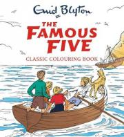 The Famous Five Classic Colouring Book
