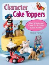 Character Cake Toppers