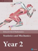 Edexcel A level Mathematics Statistics & Mechanics Year 2 Textbook + e-book