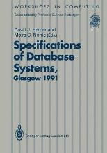 Specifications of Database Systems